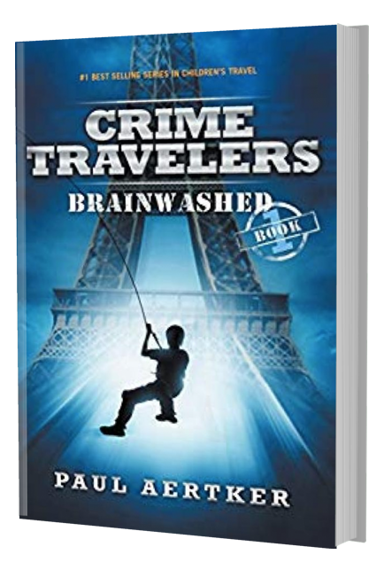 books like diary of a wimpy kid: crime travelers