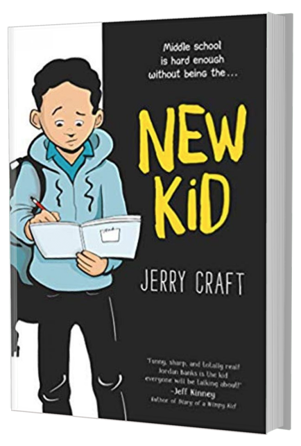 books like diary of a wimpy kid: new kid