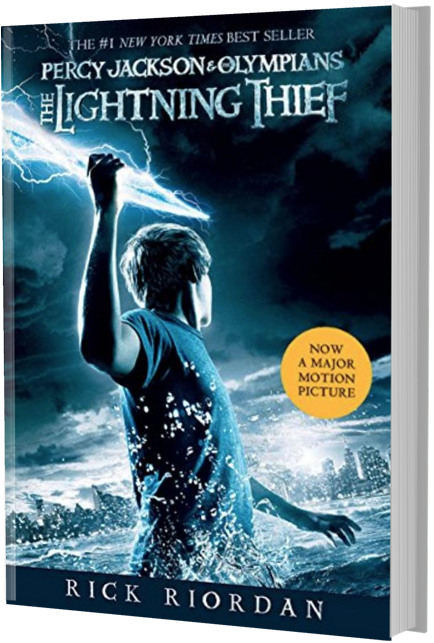 books like diary of a wimpy kid: the lightning thief