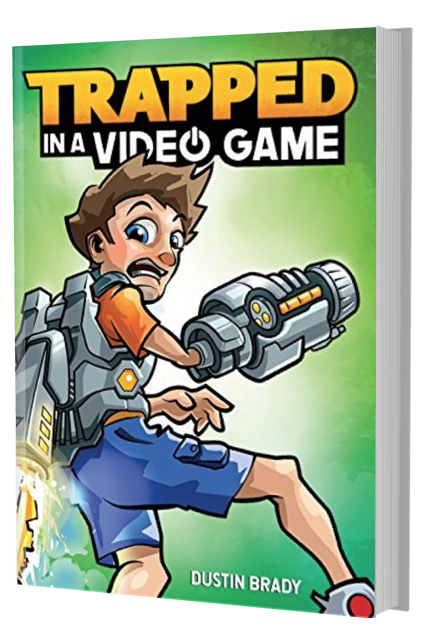 books like diary of a wimpy kid: trapped in a video game