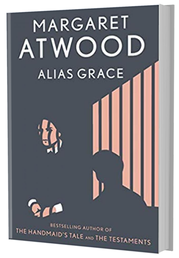 first person point of view books: alias grace