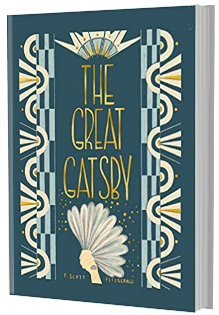 first person point of view books the great gatsby